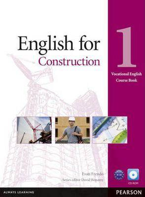 English for Construction 1 Coursebook with CD-ROM