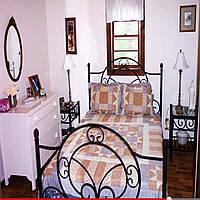 Кровать кованая 79