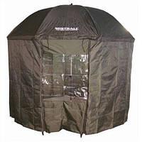 Зонт палатка для рыбалки окно SKL d2.5м SF23775