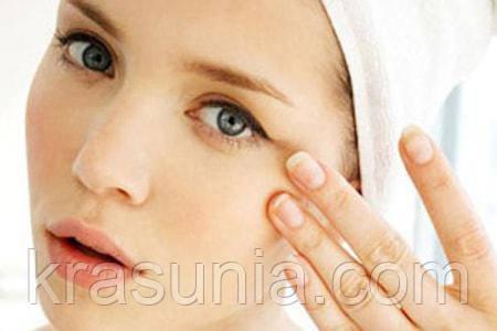 Как избавиться от морщин под глазами?