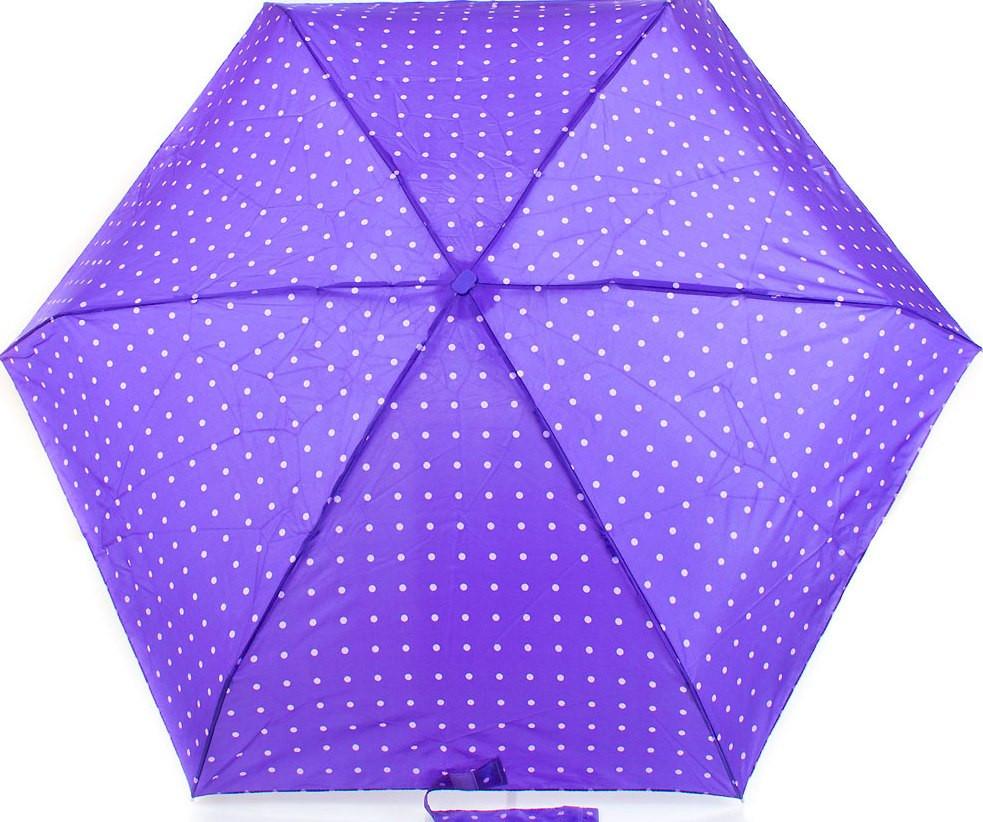 Яркий женский облегченный компактный механический зонт ZEST (ЗЕСТ) Z25518-5