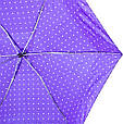 Яркий женский облегченный компактный механический зонт ZEST (ЗЕСТ) Z25518-5, фото 4