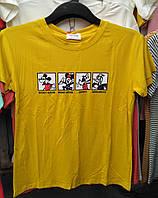 Молодежная футболка