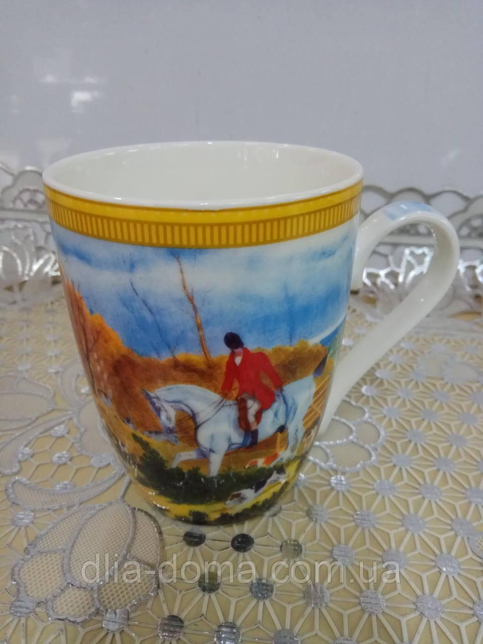Чашка 350мл 'Охота классик'