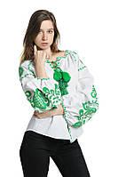 Блуза вишита Gua Дерево Життя XL біла (3203-XL), фото 1