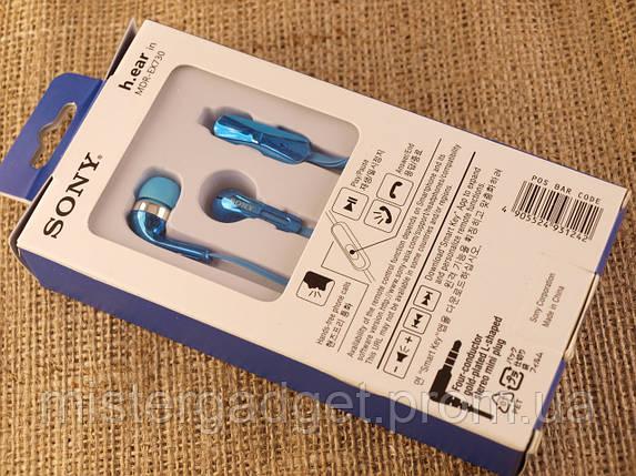 Наушники Sony MDR-EX730 с микрофоном, фото 2