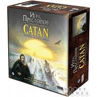 Колонизаторы: Игра Престолов - настольная игра A Game of Thrones Catan
