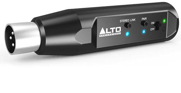 Цифровая радиосистема ALTO PROFESSIONAL BLUETOOTH TOTAL это компактный приемник для подключения к микшерному