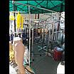 Стойка одинарная раздвижная хром, фото 5