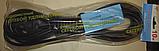 """Удлинитель сетевой """"папа-мама"""" 10м 16А  2х1.5мм² (МЕДНЫЙ 3.5кВт) в упаковке, фото 2"""