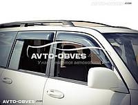 Дефлекторы на окна (ветровики) Lexus LX470 1998-2007 (широкие)