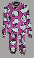 Детские пижамы флиз девочки, фото 1