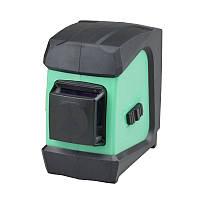 Зелёные лучи лазерный уровень (нивелир) А8846G 4 линии 360 градусов, фото 1
