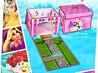 Ящик для игрушек PRINCESS DISNEY 2 в 1