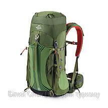 Рюкзак туристичний Naturehike Professional 55+5 л, фото 2