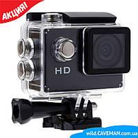 Экшн камера Sports Cam FullHD 1080p A7-HD Action camera водонепроницаемый бокс | Оригинал!