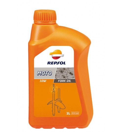 Масло для вилки Repsol Moto Fork Oil 10W, 1л