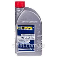 Моторное масло для машины Rheinol Primus HDC 5W-40, вязкость 5W-40, объем 1 л, автомобильные масла, машинное масло
