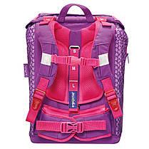 Ранец школьный укомплектованный Herlitz MOTION PLUS Butterfly Purple , фото 3