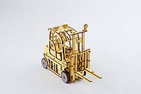 3D модель дерев'яна Автонавантажувач