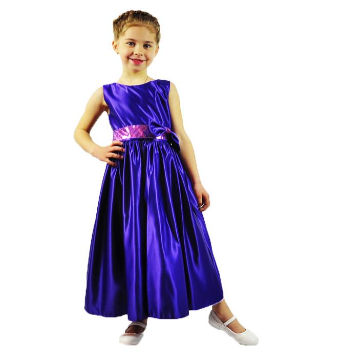 Нарядное детское платье Кармелла для девочки KIKI KIDS