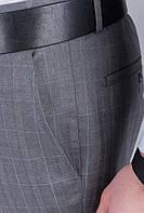 Брюки классические серые №276F026 (Серый)
