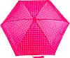 Женский, красочный облегченный компактный механический зонт ZEST (ЗЕСТ) Z25518-3