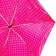 Женский, красочный облегченный компактный механический зонт ZEST (ЗЕСТ) Z25518-3, фото 4