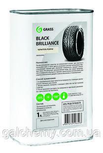Полироль для шин Black brilliance (канистра 1л) Grass TM