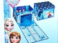 Ящик для игрушек Холодное сердце 2 в 1