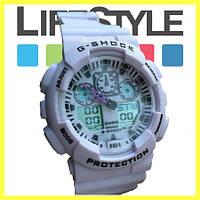 Часы Casio G-Shock GA 100 (8 Моделей) Белые