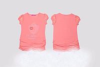 Футболки для девочек 5-8 лет, фото 1