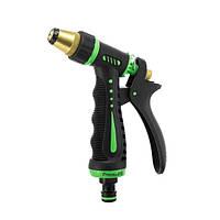 Пистолет для полива Presto-PS насадка на шланг металл (7205)