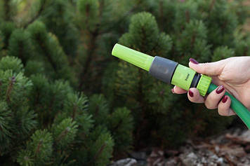Пистолет для полива Presto-PS насадка на шланг брандспойт (7201G)
