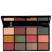Тени NYX PROFESSIONAL MAKEUP IN YOUR ELEMENT SHADOW PALETTE - EARTH