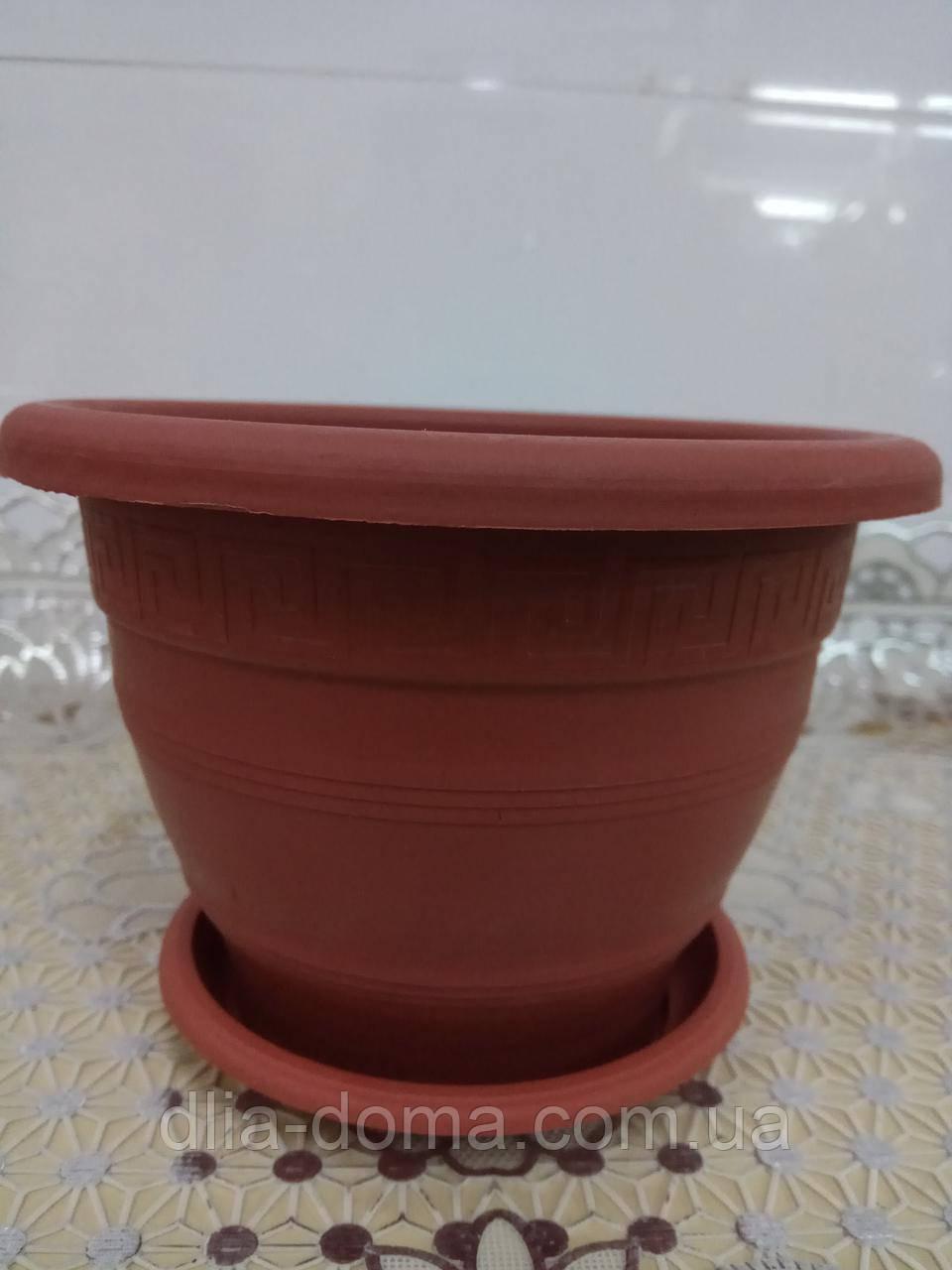 Горшок для цветов Версаче, диаметр 40 см,5109