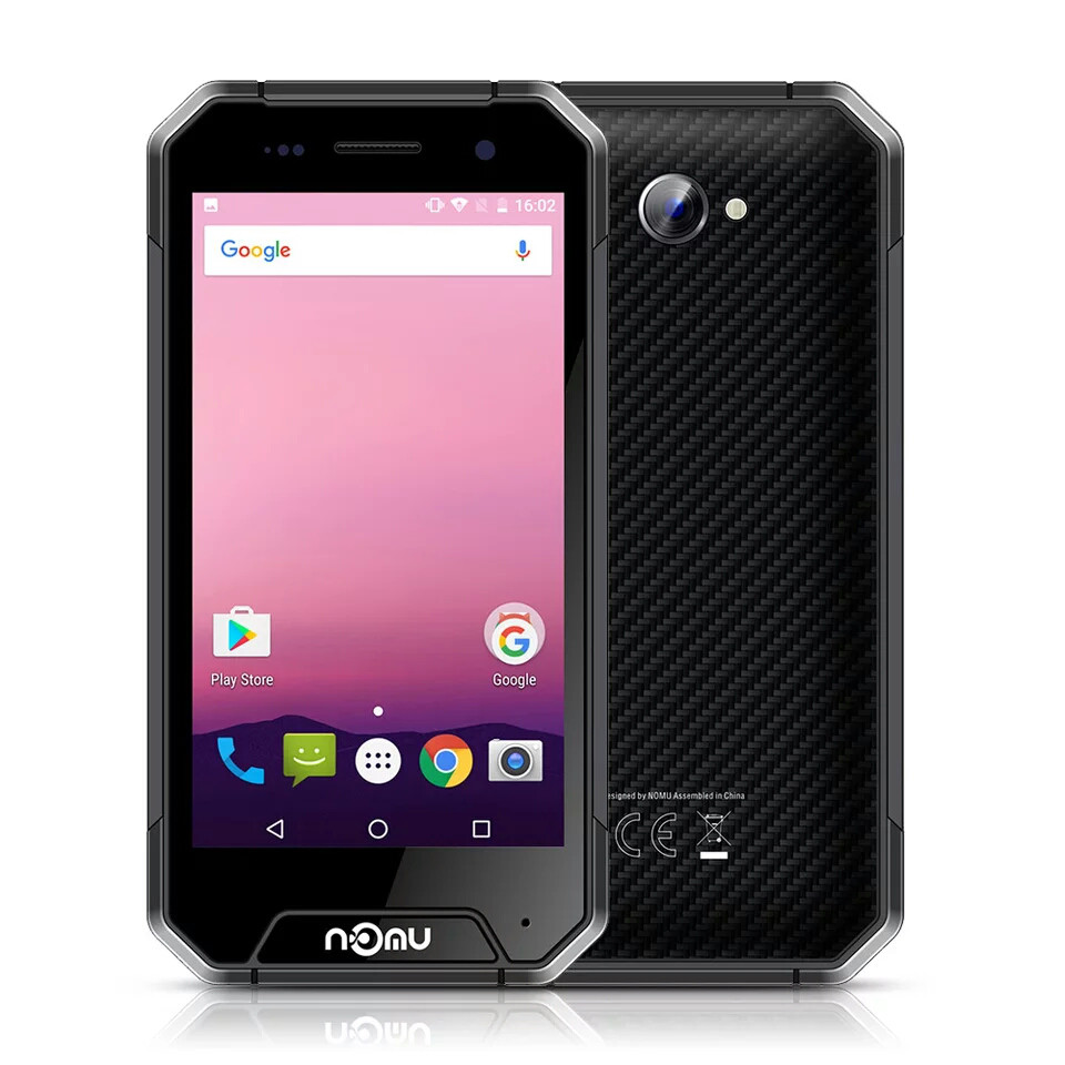 Смартфон Nomu s30 mini 3/32Gb IP68 Black