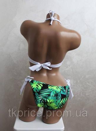 Женский раздельный купальник 5504 с 38 по 46 размера, фото 2