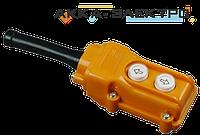 Пульт управления ПКТ-61 на 2 кнопки IEK
