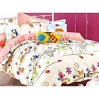 Постельное белье для малышей в кроватку 187 Viluta