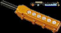 Пульт управления ПКТ-63 на 6 кнопок IEK