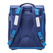 Ранец школьный укомплектованный Herlitz MIDI PLUS Dino Blue, фото 3