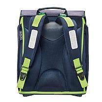 Ранец школьный укомплектованный Herlitz MIDI PLUS Robo Dragon Green, фото 3