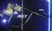 Шлейф матрицы ноутбука Acer Aspire 4540 б.у. оригинал