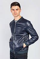 Куртка мужская стильная  712K002 (Чернильный)