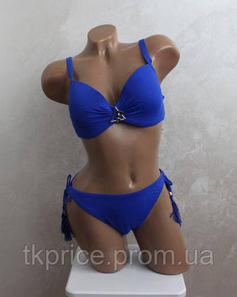 Женский раздельный купальник 5519 с 38 по 46 размера, фото 2