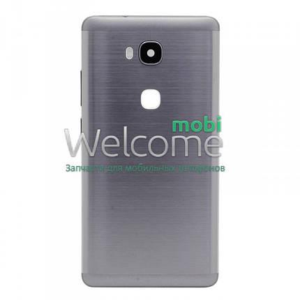 Задняя крышка Huawei Honor 5X (KIW-L21),Honor X5,GR5 grey, сменная панель хонор 5х, фото 2