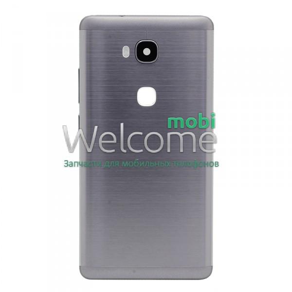 Задняя крышка Huawei Honor 5X (KIW-L21),Honor X5,GR5 grey, сменная панель хонор 5х