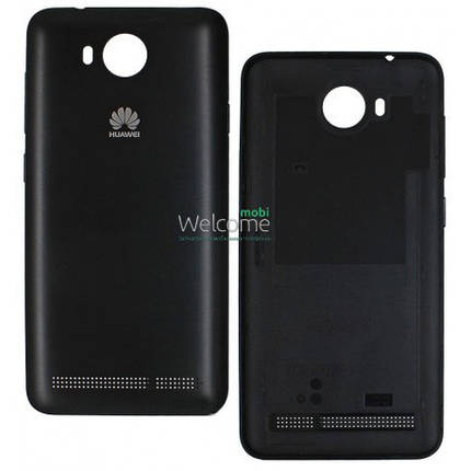 Задняя крышка Huawei Y3 II 2016 black, сменная панель хуавей хуавэй у3, фото 2