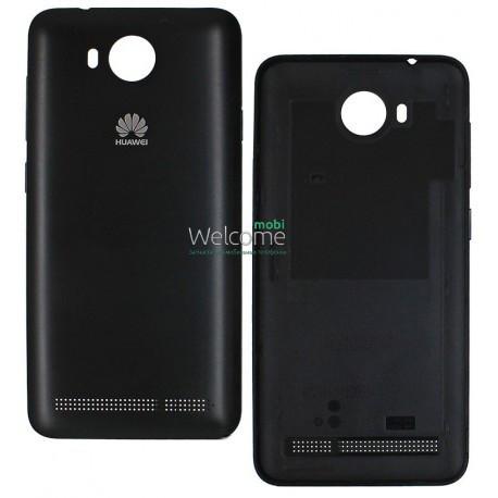 Задняя крышка Huawei Y3 II 2016 black, сменная панель хуавей хуавэй у3